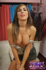 Sofia. Argentina Sofia strips and teases