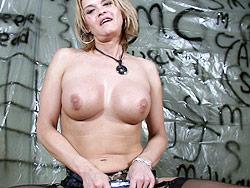 Astrid shay. Hot shemale Astrid Shay Exposing & Masturbating