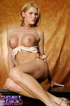 Astrid shay. Curvy Cutie Astrid Showing Her Bouncing Titties