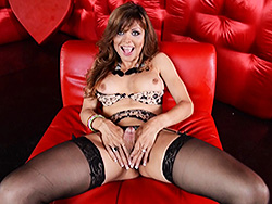 Johanna  johanna  hot johanna stroking in stockings. Hot Johanna stroking in stockings