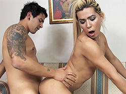 Meli hardcore. Charming Meli licked and screwed