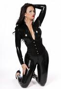 Bianka nascimento Dirty Bianka in latex bodysuit. Bianka Nascimento.