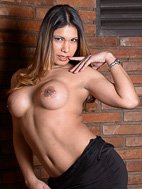 Nathalie. Seductive Nathalie strips & poses