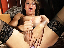 Jonelle brooks  appealing jonelle toying amp stroking in horny stockings. Good Jonelle toying & stroking in horny stockings