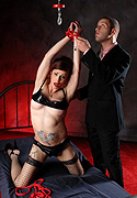 Jasmine jewels bdsm bitch. BDSM slut Jasmine Jewels gets rough have sexual intercourse