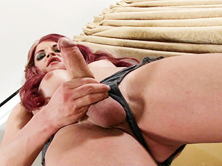 Liberty harkness Petite Liberty blows & strokes her tool.