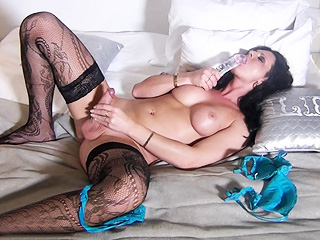 Lina cavalli. Large dicked Lina fuck her tight wet anus